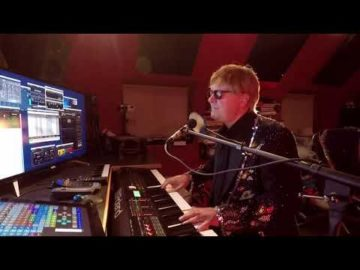 Your Song - Forever Elton (Phil Mountford's UK Elton John tribute band) - piano/cello arrangement